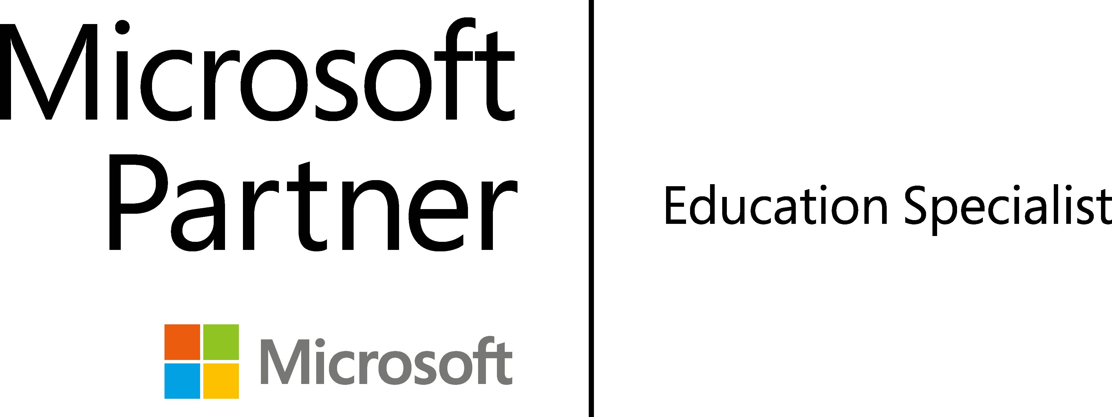 Microsoft Education Specialist Partner badge_HR